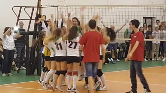 Vivivolley '95 Promozione della 3 divisione