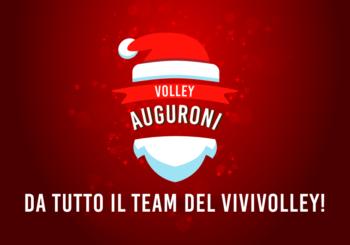 Volley Auguroni da tutto il team del Vivivolley!